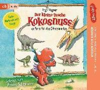 Cover-Bild zu Siegner, Ingo: Alles klar! Der kleine Drache Kokosnuss erforscht... Die Dinosaurier