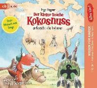Cover-Bild zu Siegner, Ingo: Alles klar! Der kleine Drache Kokosnuss erforscht: Die Indianer