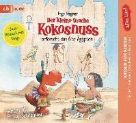 Cover-Bild zu Siegner, Ingo: Alles klar! Der kleine Drache Kokosnuss erforscht das Alte Ägypten