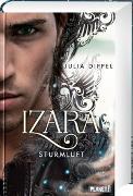 Cover-Bild zu Dippel, Julia: Izara 3: Sturmluft