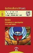 Cover-Bild zu Basics - Gottesdienstpraxis Serie B von Schwarz, Christian (Hrsg.)