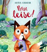 Cover-Bild zu Kinnear, Nicola: Pssst, leise!