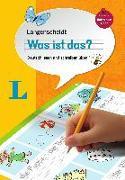 Cover-Bild zu Feldhaus, Hans-Jürgen (Illustr.): Langenscheidt Was ist das? - Deutsch als Fremdsprache