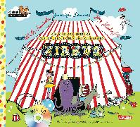 Cover-Bild zu Biermann, Franziska (Illustr.): Zirkus