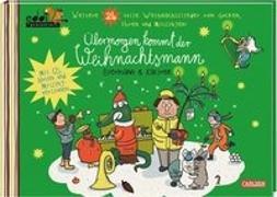 Cover-Bild zu Biermann, Franziska: Übermorgen kommt der Weihnachtsmann