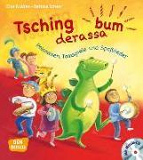 Cover-Bild zu Tschingderassabum - Polonäsen, Tanzspiele und Spaßlieder von Gulden, Elke