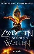 Cover-Bild zu eBook Zwischen brennenden Welten