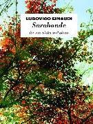 Cover-Bild zu Einaudi, Ludovico (Komponist): Sarabande: Violin and Piano
