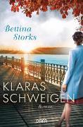 Cover-Bild zu Storks, Bettina: Klaras Schweigen