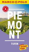 Cover-Bild zu Rübesamen, Annette: MARCO POLO Reiseführer Piemont, Turin