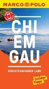 Cover-Bild zu Rübesamen, Annette: MARCO POLO Reiseführer Chiemgau, Berchtesgadener Land (eBook)