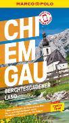Cover-Bild zu Koophamel, Anne Kathrin: MARCO POLO Reiseführer Chiemgau, Berchtesgadener Land