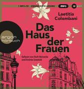 Cover-Bild zu Colombani, Laetitia: Das Haus der Frauen