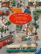 Cover-Bild zu Mein Wimmelbuch: Rundherum in meiner Stadt