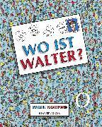 Cover-Bild zu Wo ist Walter?