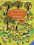 Cover-Bild zu Mein Wimmelbuch: Bei uns im Dorf