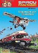 Cover-Bild zu Robinson auf Schienen von Franquin, André