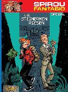 Cover-Bild zu Die steinernen Riesen von Franquin, André