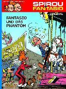 Cover-Bild zu Fantasio und das Phantom von Franquin, André