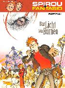 Cover-Bild zu Spirou & Fantasio Spezial 23: Das Licht von Borneo von Zidrou,