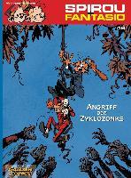 Cover-Bild zu Angriff der Zyklozonks von Vehlmann, Fabien