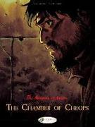 Cover-Bild zu Marquis of Anaon the Vol. 5: the Chamber of Cheops von Vehlmann, Fabien