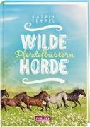 Cover-Bild zu Tempel, Katrin: Wilde Horde 2: Pferdeflüstern