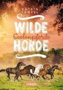Cover-Bild zu Tempel, Katrin: Wilde Horde 3: Seelenpferde