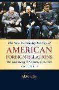 Cover-Bild zu Iriye, Akira: The New Cambridge History of American Foreign Relations