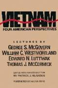 Cover-Bild zu Iriye, Akira (Solist): Vietnam: Four American Perspectives