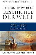Cover-Bild zu Conrad, Sebastian (Hrsg.): Geschichte der Welt Wege zur modernen Welt (eBook)