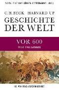 Cover-Bild zu Iriye, Akira (Hrsg.): Bd. 1: Geschichte der Welt Die Welt vor 600 - Geschichte der Welt