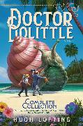 Cover-Bild zu Lofting, Hugh: Doctor Dolittle The Complete Collection, Vol. 1