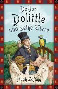 Cover-Bild zu Lofting, Hugh: Hugh Lofting, Doktor Dolittle und seine Tiere