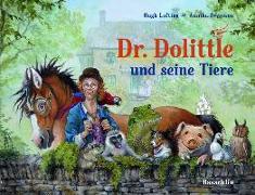 Cover-Bild zu Lofting, Hugh: Dr. Dolittle und seine Tiere