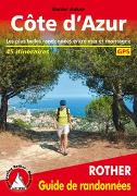 Cover-Bild zu Anker, Daniel: Côte d'Azur (francais)