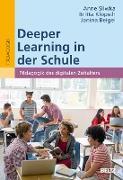 Cover-Bild zu eBook Deeper Learning in der Schule