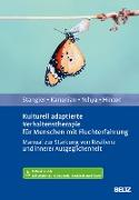 Cover-Bild zu eBook Kulturell adaptierte Verhaltenstherapie für Menschen mit Fluchterfahrung
