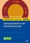 Cover-Bild zu eBook Therapie-Tools Störungsmodelle in der Verhaltenstherapie