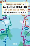 Cover-Bild zu eBook Gerechtes Sprechen: Ich sage, was ich meine