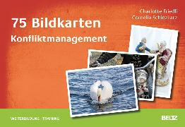 Cover-Bild zu 75 Bildkarten Konfliktmanagement