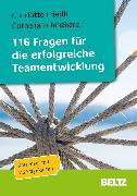Cover-Bild zu 116 Fragen für die erfolgreiche Teamentwicklung