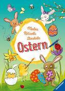 Cover-Bild zu Penner, Angelika: Malen - Rätseln - Basteln: Ostern