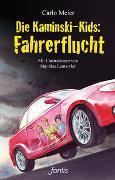 Cover-Bild zu Meier, Carlo: Die Kaminski-Kids: Fahrerflucht