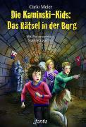 Cover-Bild zu Meier, Carlo: Die Kaminski-Kids: Das Rätsel in der Burg