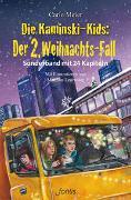 Cover-Bild zu Meier, Carlo: Die Kaminski-Kids: Der 2. Weihnachts-Fall