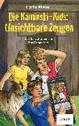 Cover-Bild zu Meier, Carlo: Die Kaminski-Kids: Unsichtbare Zeugen (eBook)