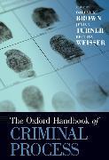 Cover-Bild zu Brown, Darryl K. (Hrsg.): The Oxford Handbook of Criminal Process