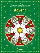 Cover-Bild zu Zauberhafte Mandalas - Advent von Loewe Kreativ (Hrsg.)