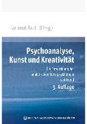Cover-Bild zu Psychoanalyse, Kunst und Kreativität (eBook) von Kraft, Hartmut (Hrsg.)